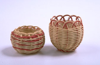 Cherokee Baskets