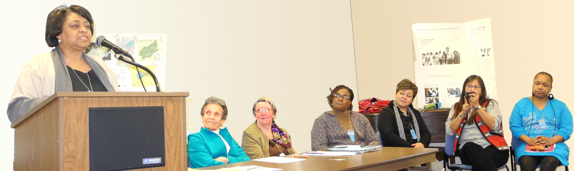 Shirley Sherrod Speaks at the RDLN Panel